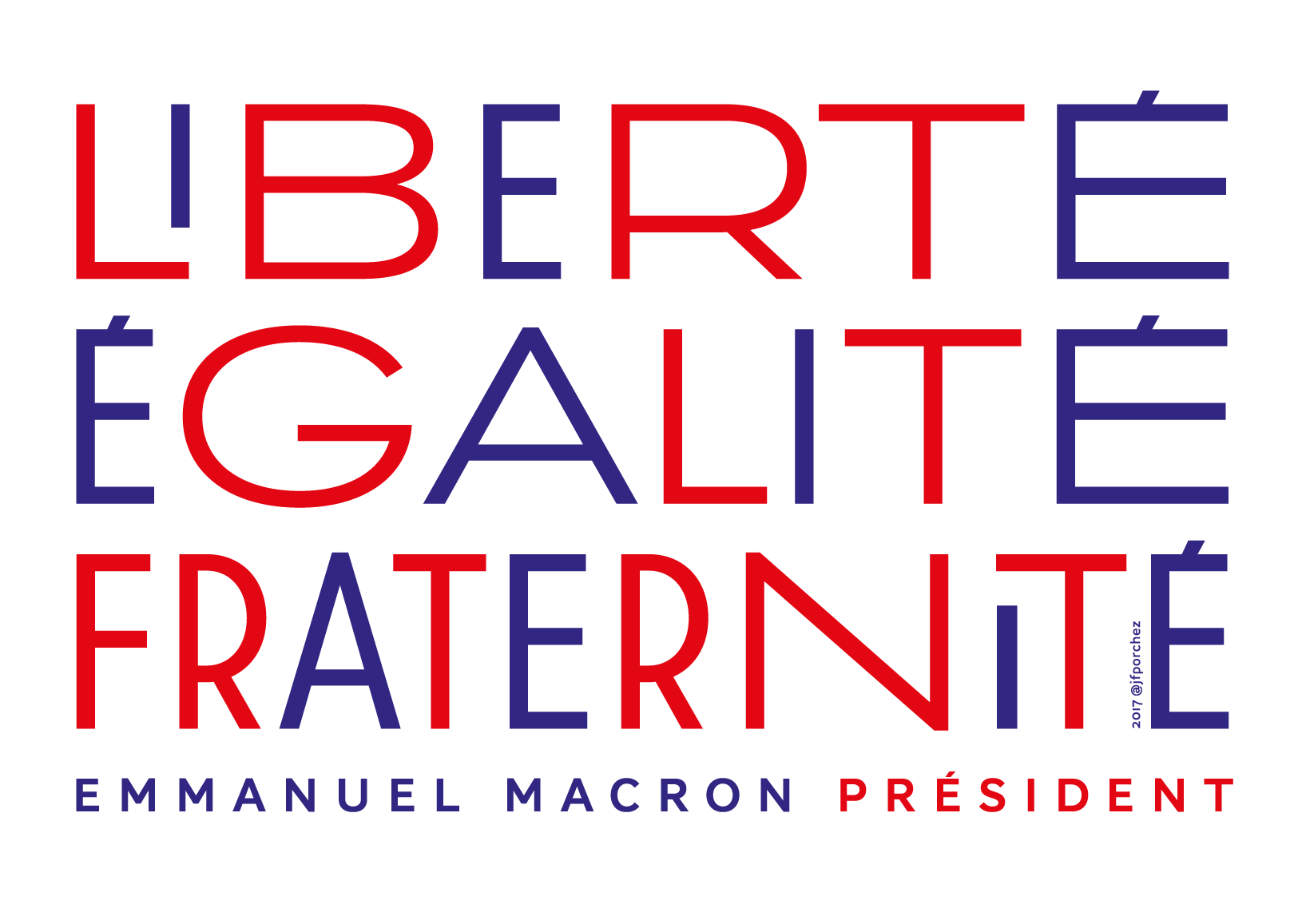 Populaire Liberté, Égalité, Fraternité – ZeCraft DJ99