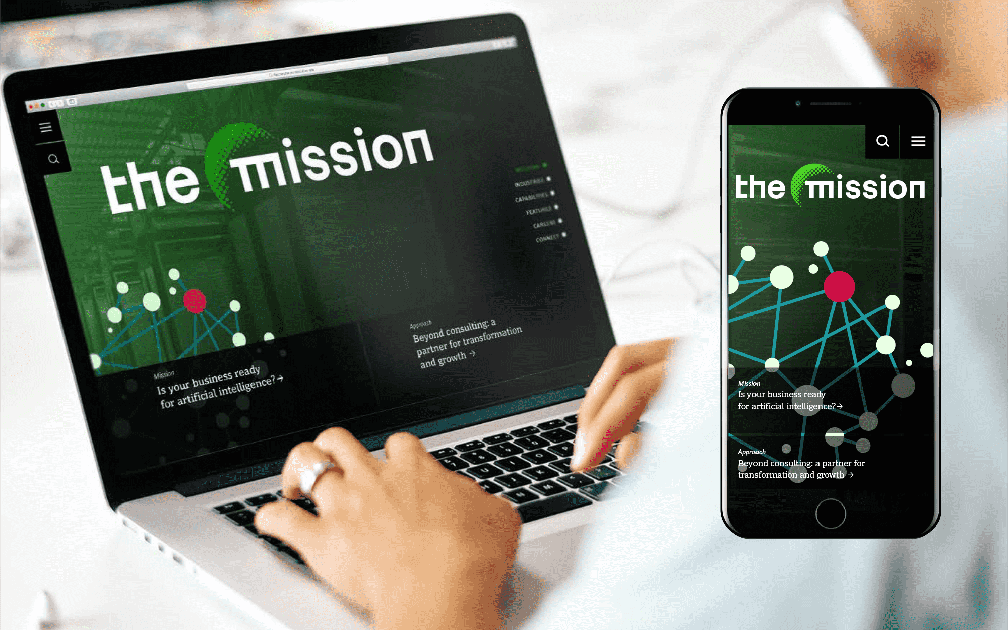 The Mission by Digital BCG