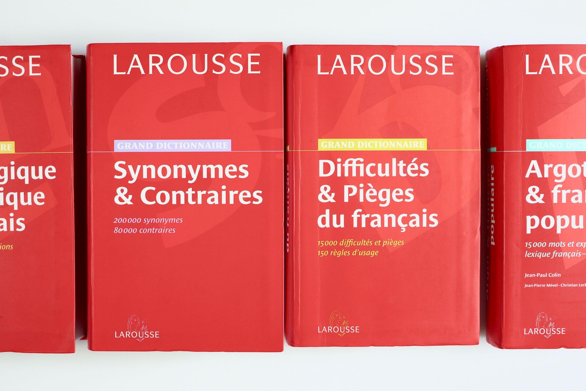 Larousse dictionaries