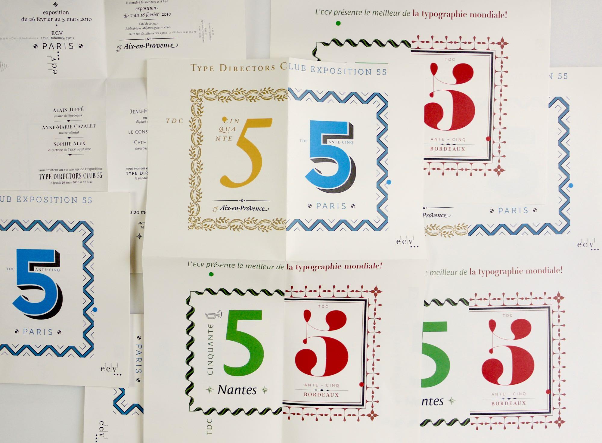 Type Directors Club 55